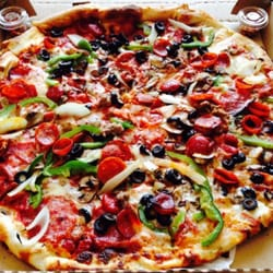 P O Of Marys Pizza S Roseville Ca United States
