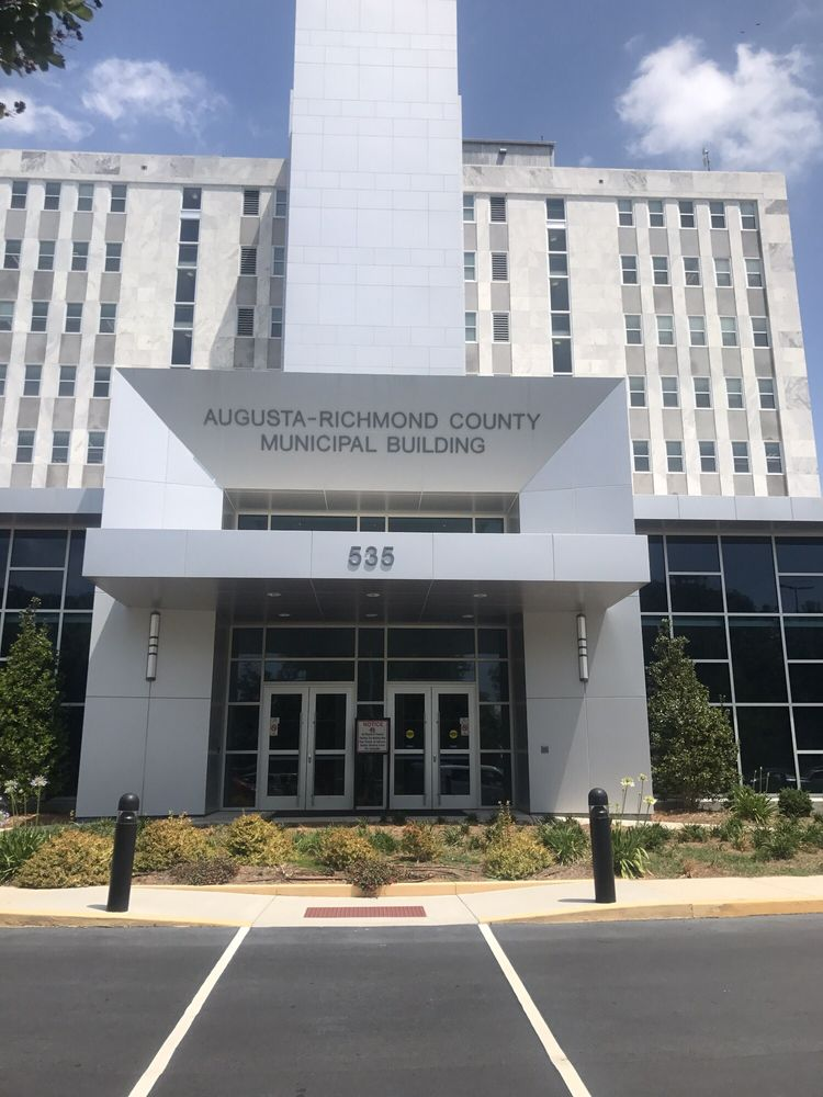 Augusta-Richmond County Municipal Building: 535 Telfair St, Augusta, GA