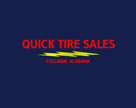Quick Tire Sales: 1600 Al Hwy 157, Cullman, AL