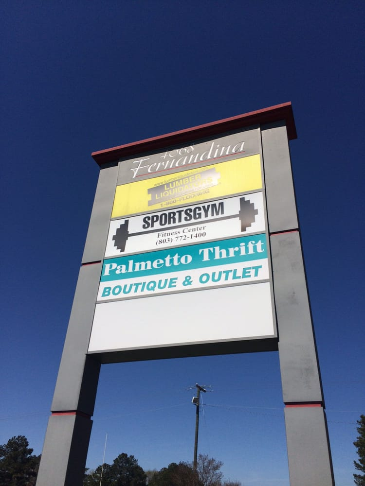 Palmetto Thrift Store: 6224 St Andrews Rd, Columbia, SC