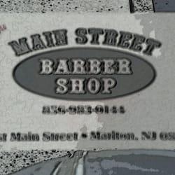 Main street barber shop barbers 3 e main st marlton nj phone photo of main street barber shop marlton nj united states business card colourmoves
