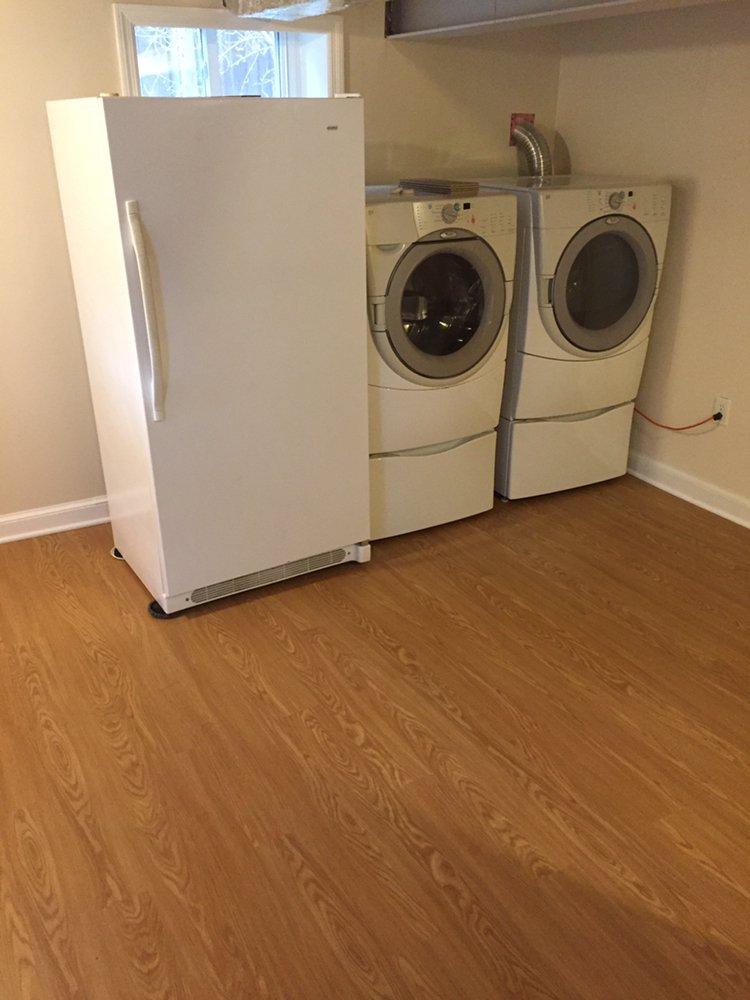 Coretec Flooring Laundry Room Yelp