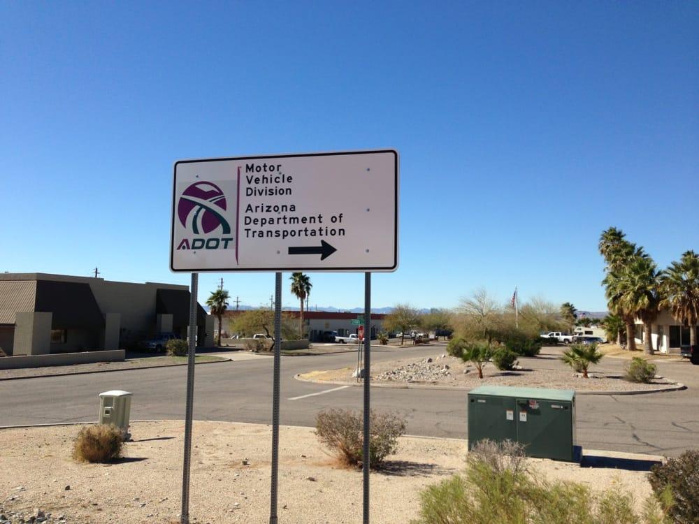 Az Motor Vehicle Department: 2081 Spawr Cir, Lake Havasu City, AZ