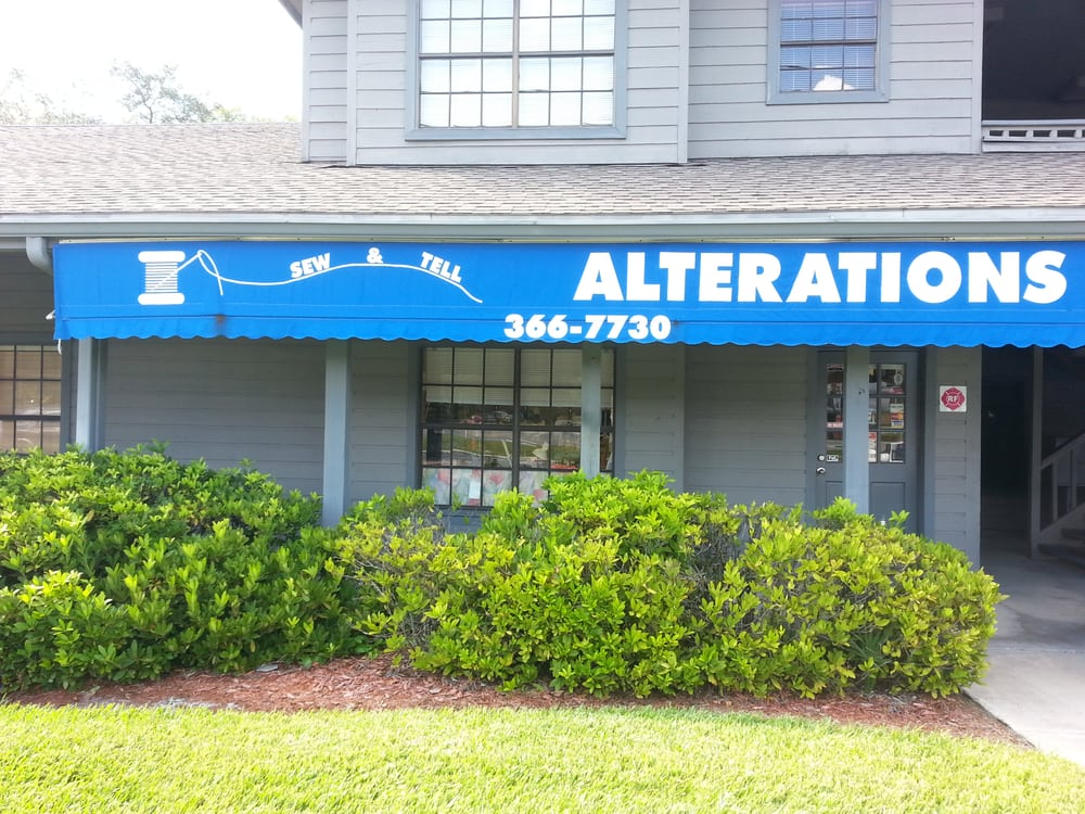 Sew & Tell Alterations: 1757 W Broadway St, Oviedo, FL