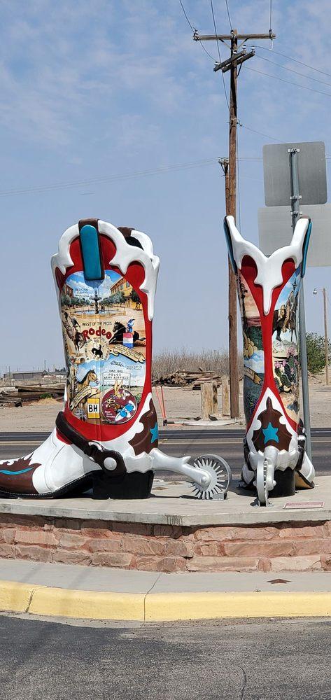 West of the Pecos Museum: 120 W 1st St, Pecos, TX