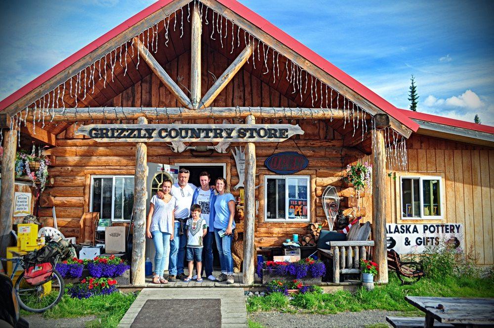 Grizzly Country Store: 149 Glenn Hwy, Glennallen, AK