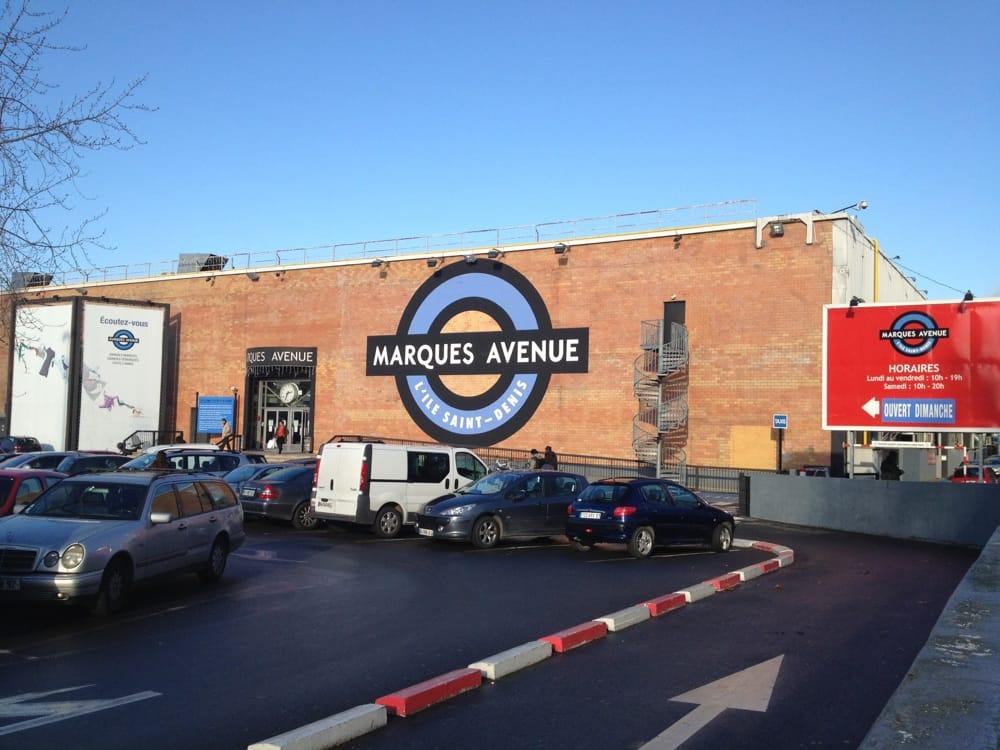 marques avenue outlet stores 9 quai ch telier l 39 le saint denis seine saint denis france. Black Bedroom Furniture Sets. Home Design Ideas