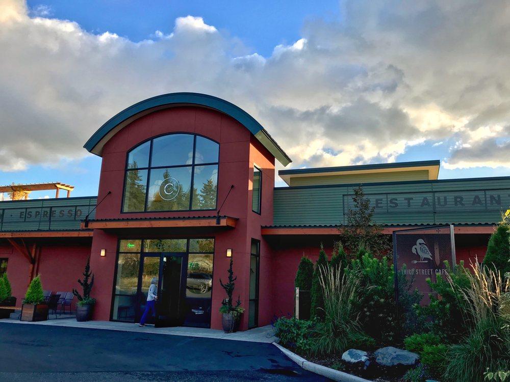 C-SQUARE & Third Street Cafe: 309 S 3rd St, Mt Vernon, WA
