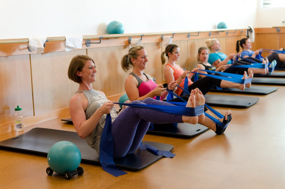 barre3 Farmington Valley: 110 Albany Turnpike, Canton, CT