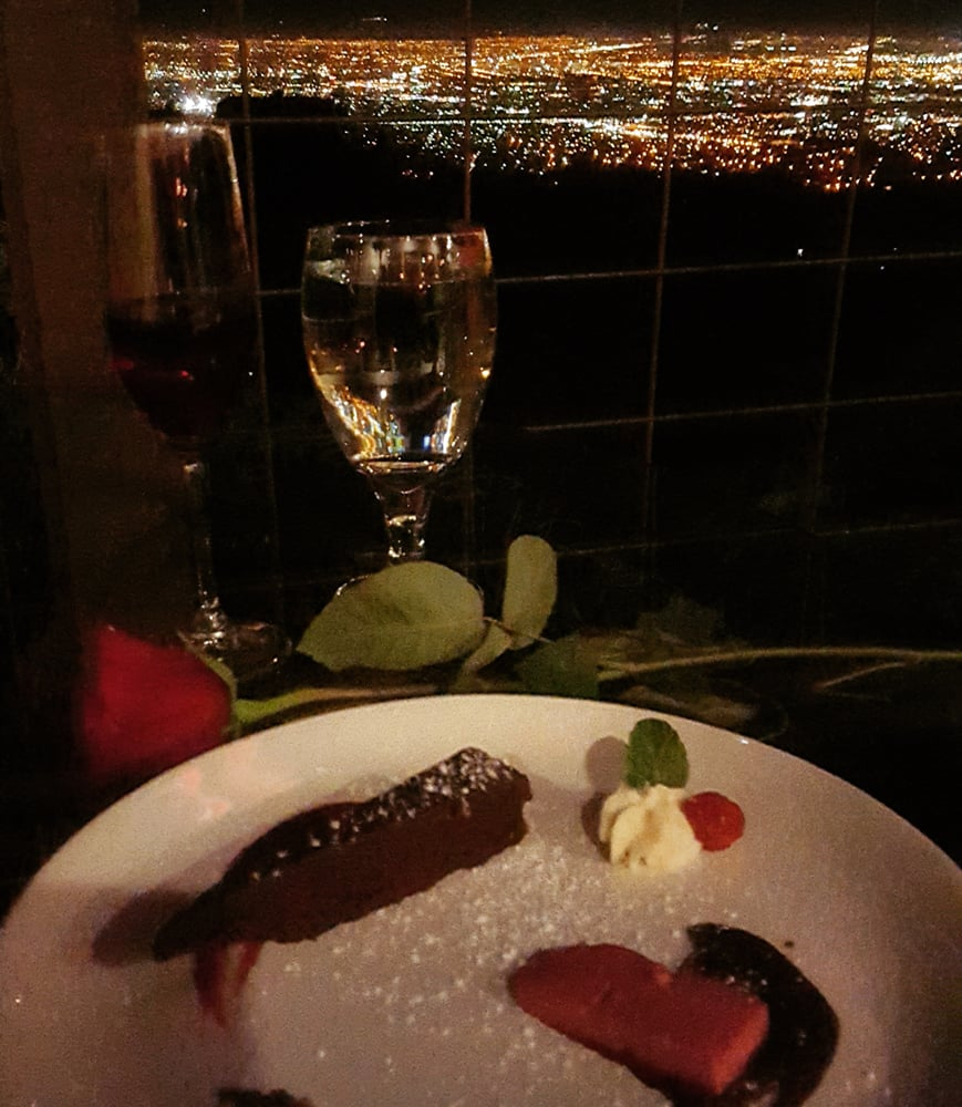 Valentine 39 s dinner so romantic love the food and the for Romantic restaurant san jose
