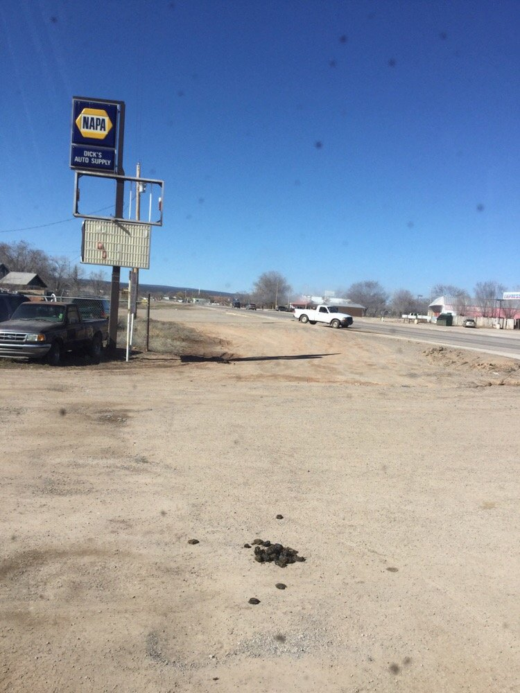 Napa Auto Parts: 124 Hwy 371, Thoreau, NM