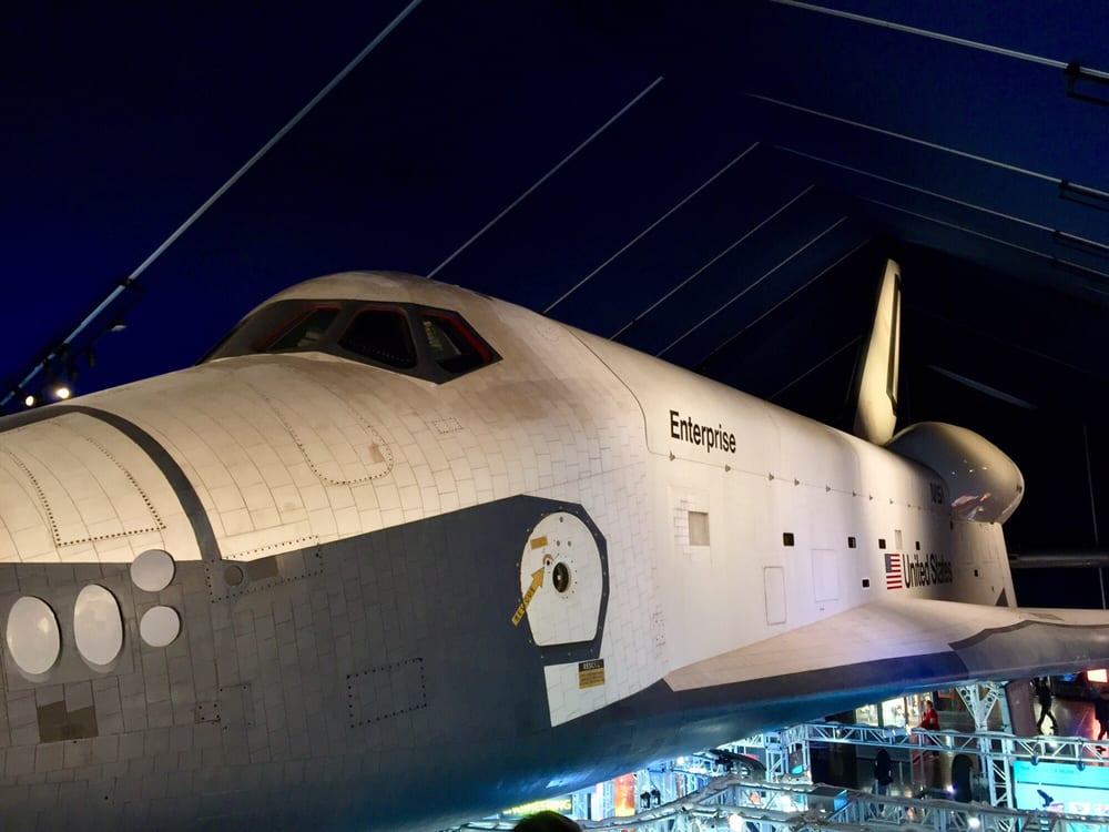 space shuttle enterprise - 1000×750