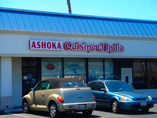 Ashoka cuisine of india 18041 magnolia st for Ashoka the great cuisine of india