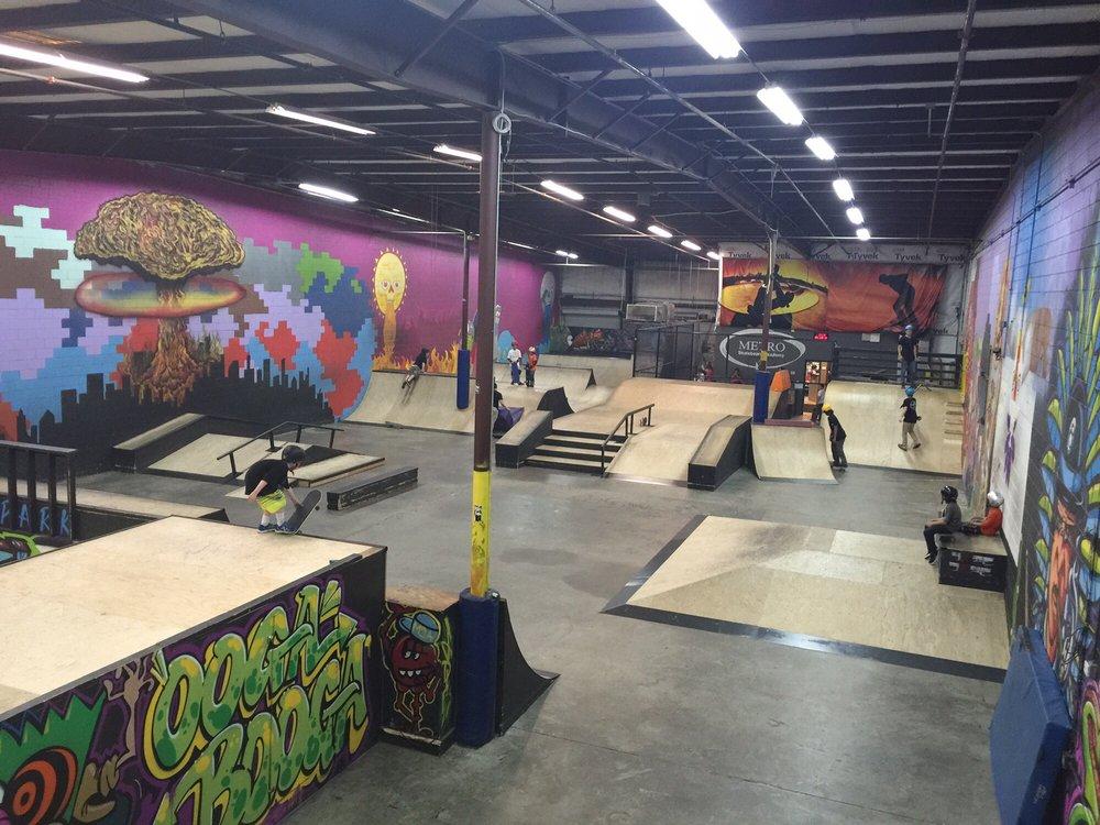Metro Skateboard Academy: 4624 Lb McLeod Rd, Orlando, FL