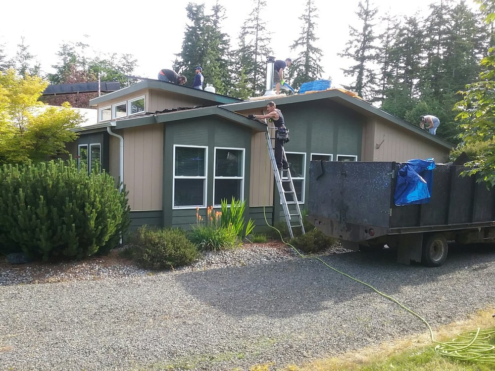 Campbell Roofing: 638 Blue Ridge Rd, Port Angeles, WA
