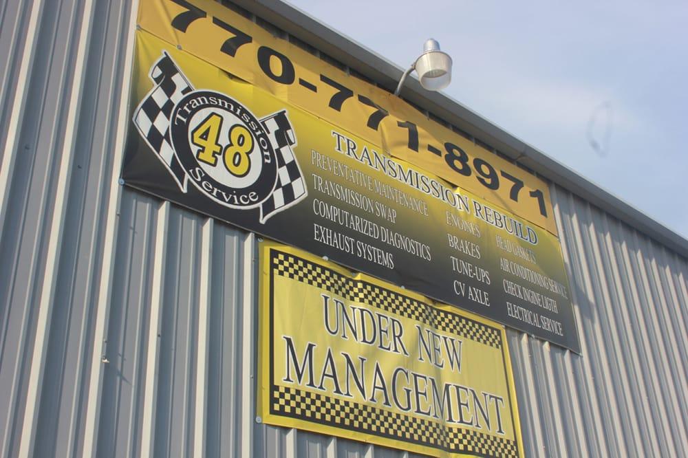 48 Transmission Service: 477 Veterans Memorial Hwy SW, Mableton, GA