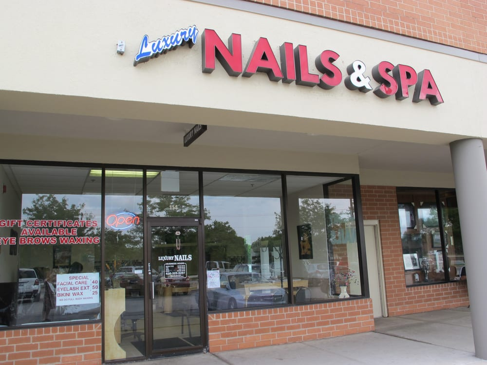 Luxury Nails & Spa - Nail Salons - 6300 Kingery Hwy, Willowbrook, IL ...