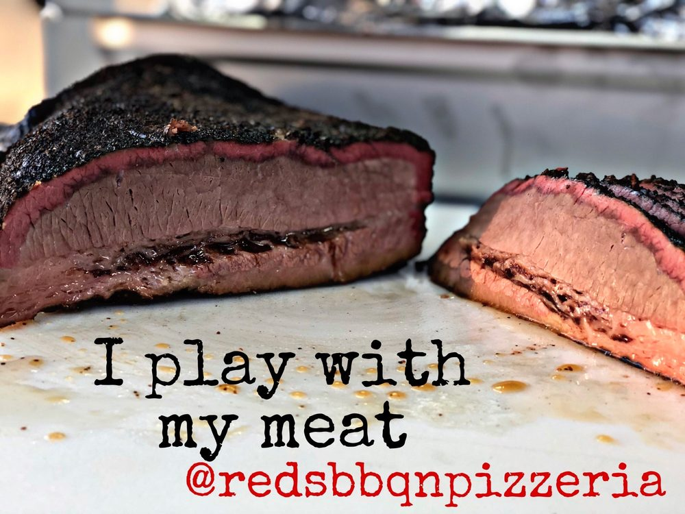 Red's BBQ and Pizzeria: 21604 Romans Dr, Ashburn, VA