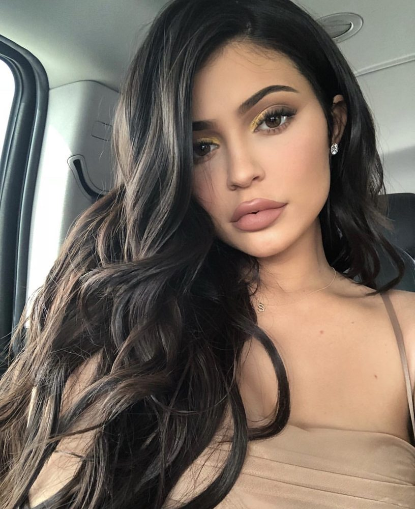 993d6559675 Our client Kylie Jenner with a Volume Set of Star Lash Extensions - Yelp