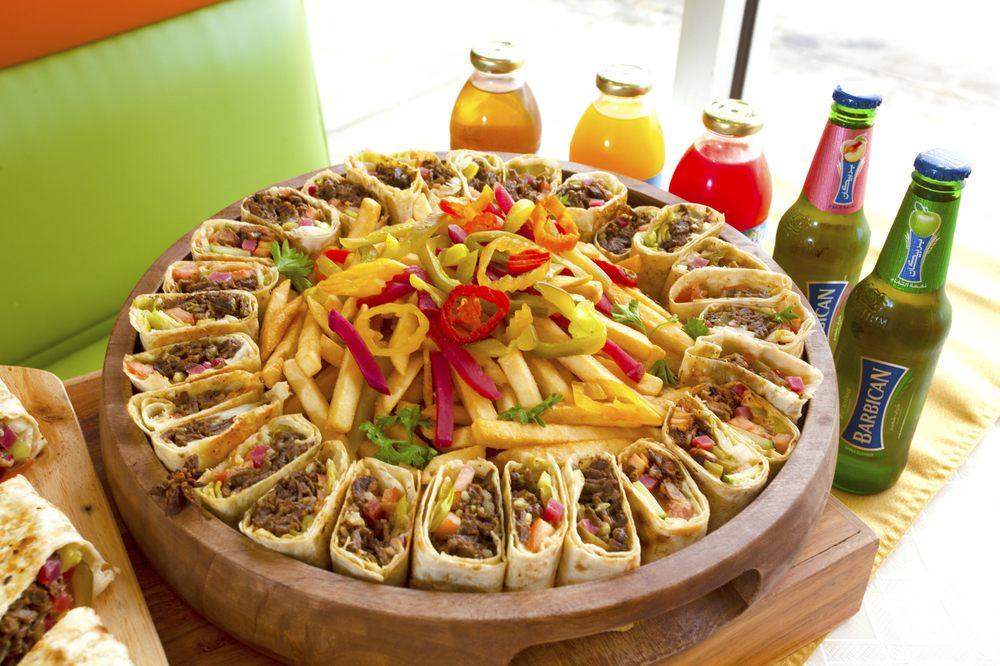 Zesty Pita & Burgers