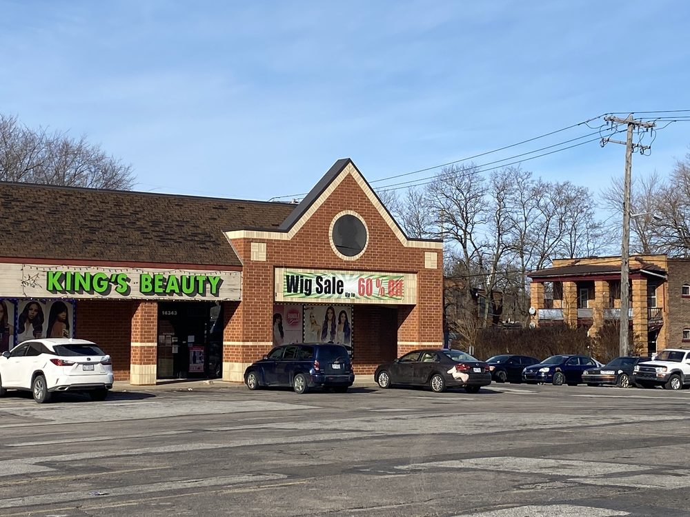 Kings Beauty Supply: 14339 Euclid Ave, Cleveland, OH