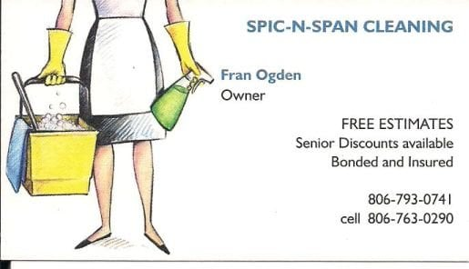 Spic N Span House Cleaning Service Home Cleaning 2721