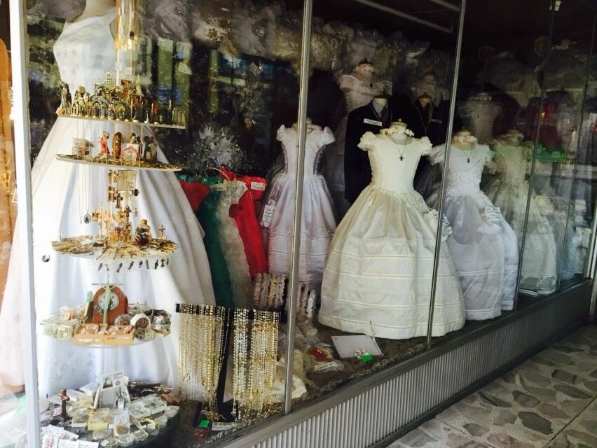Tiendas de vestidos de novia leon