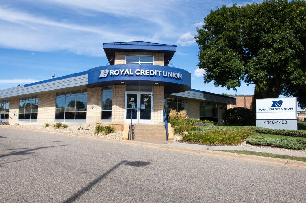 Royal Credit Union - Edina: 4450 West 76th St, Edina, MN