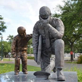 Image result for hero police statues