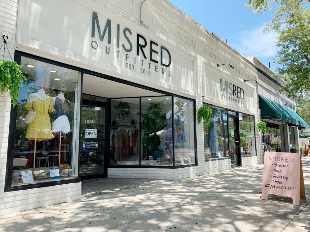 Misred Outfitters: 615 Central Ave, St. Petersburg, FL