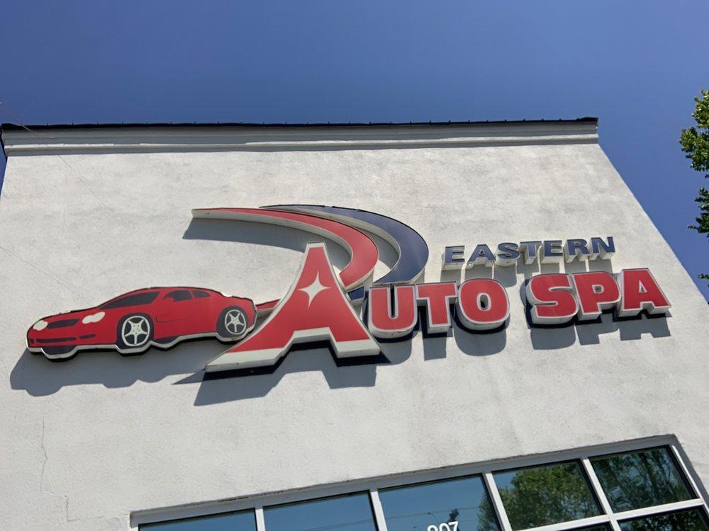 Eastern Auto Spa: 907 Mebane Oaks Rd, Mebane, NC