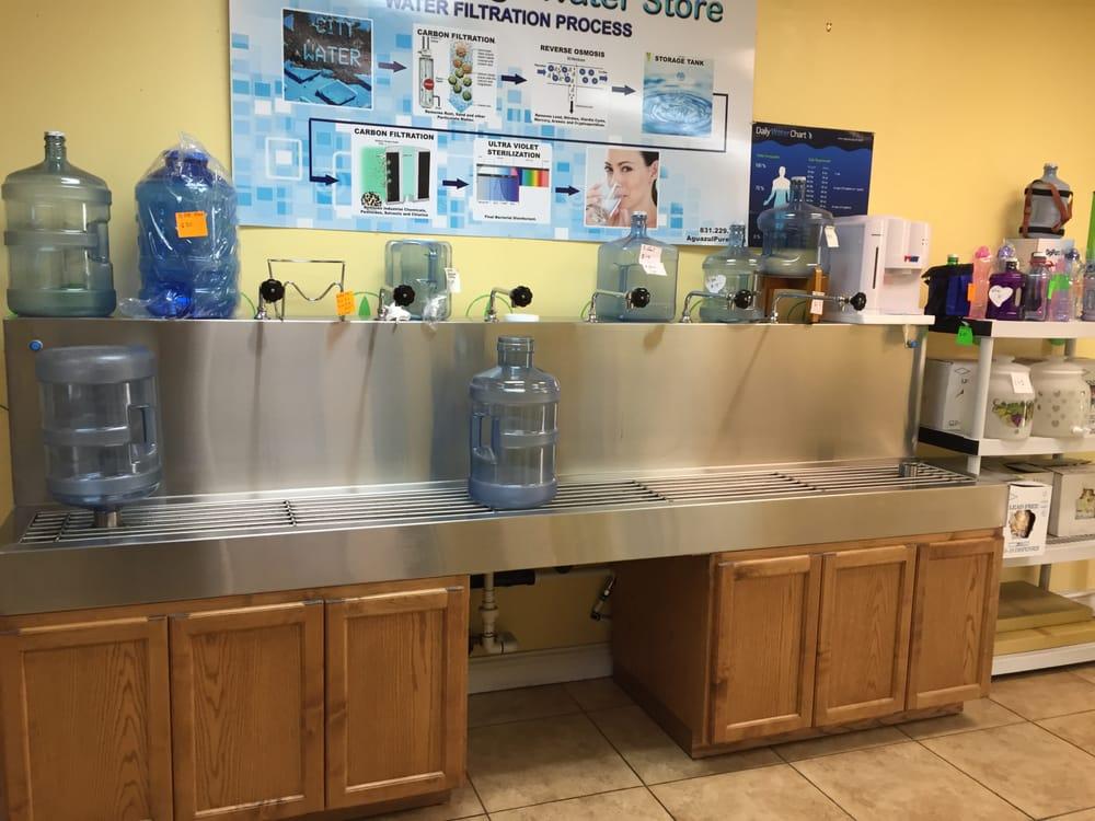 Clear Spring Water Store: 1070 N Davis Rd, Salinas, CA