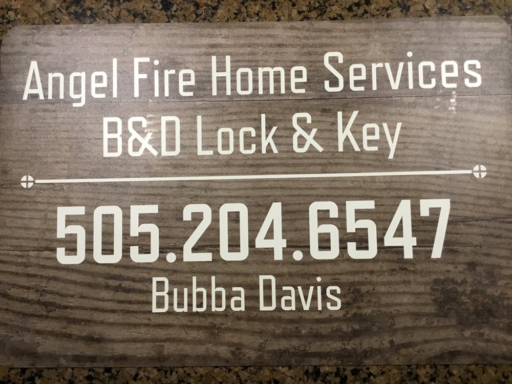 Angel Fire Home Services: Angel Fire, NM