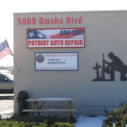 Patriot Auto Repair >> Patriot Auto Repair Auto Repair 5969 Omaha Blvd