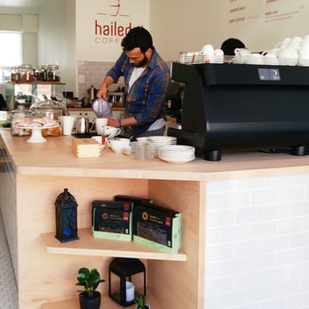 pleasing coffee bar for office. Photo of Hailed Coffee  Toronto ON Canada The coffee bar 69 Photos 34 Reviews Tea 801