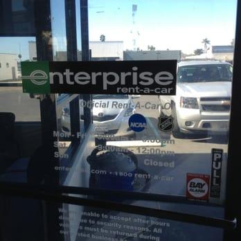 Enterprise Rent A Car Ventura Ca