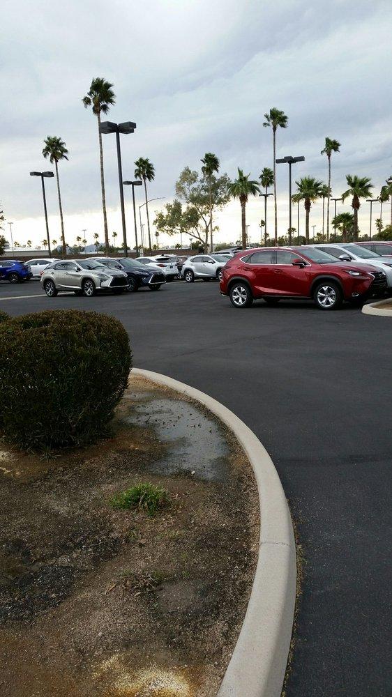 Lexus of Tucson at the Auto Mall