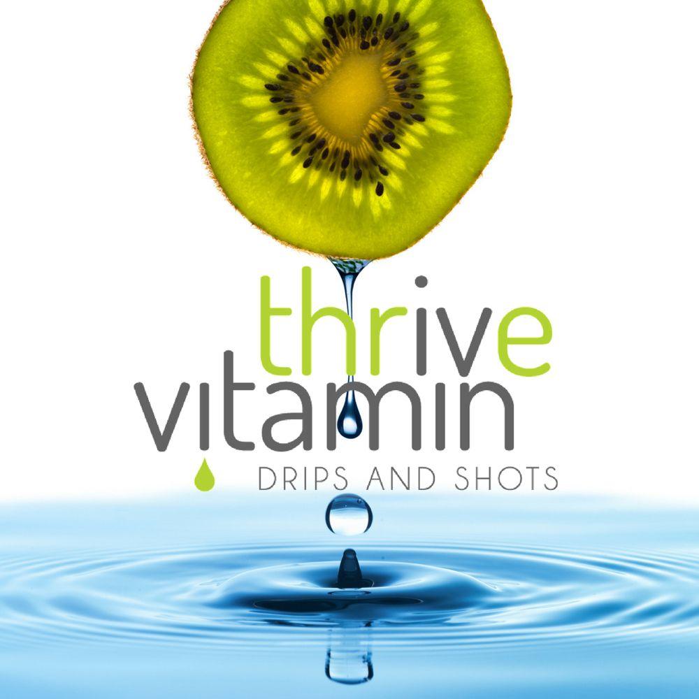 Gedeihen Sie Vitamin Drips & Shots