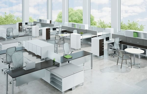 Beau Photo Of Crawford And Company   Poway, CA, United States. Beautiful Office  Furniture