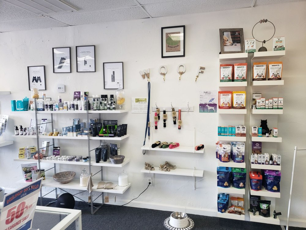 Hemp World USA CBD Store: 702 E Thousand Oaks Blvd, Thousand Oaks, CA