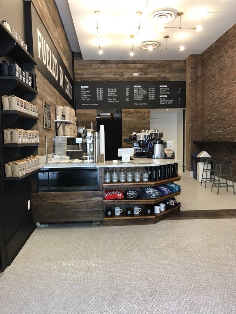 Zeke's Coffee of DC - Downtown: 731 15th St NW, Washington, DC, DC