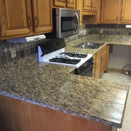 Photo Of Eu0026CC Granite Countertops And Repair   Hendersonville, NC, United  States. Kitchen