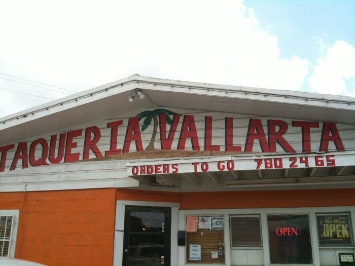 Taqueria Vallarta: 215 S Sunset Strip St, Kenedy, TX
