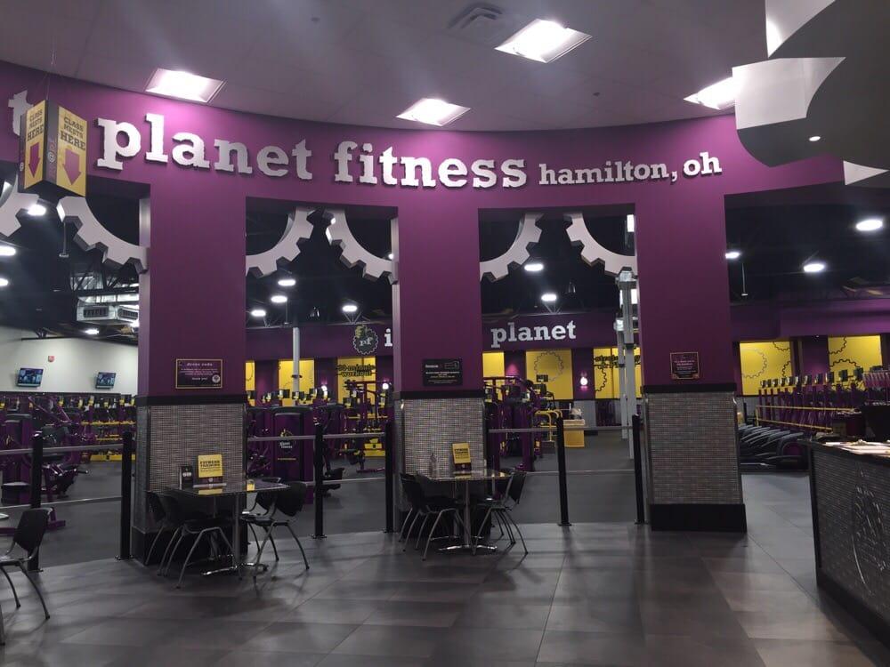 Planet Fitness: 702 NW Washington Blvd, Hamilton, OH