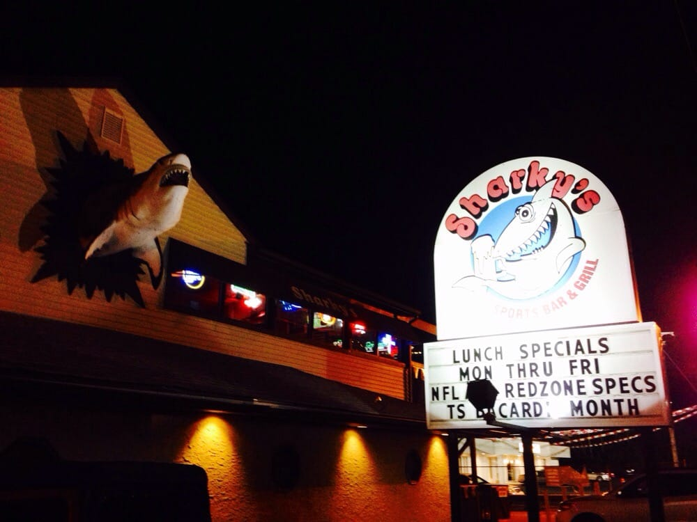 Sharky's Sports Bar & Grill: 820 N Black Horse Pike, Williamstown, NJ