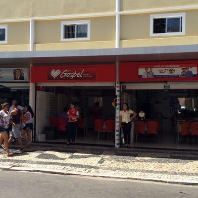 Ótica Gospel - Eyewear   Opticians - R. Pedro Pereira 156, Fortaleza ... 6eb03bed25