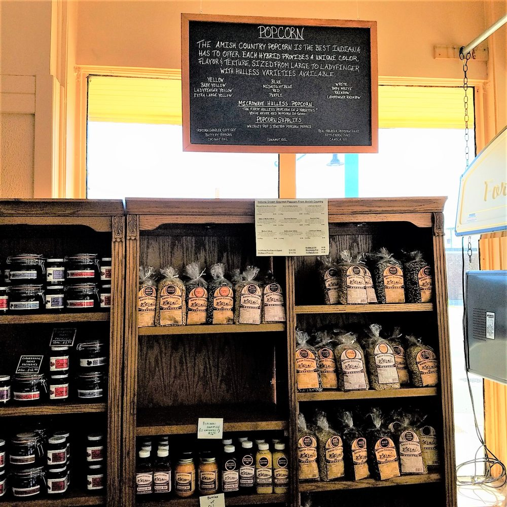 Klein Brot Haus Bakery: 106 E 3rd St, Brookston, IN