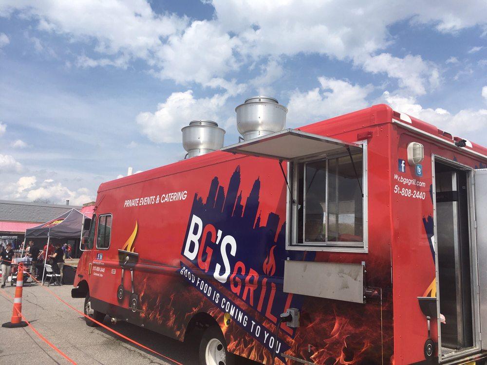 BG's Grill: Cincinnati, OH