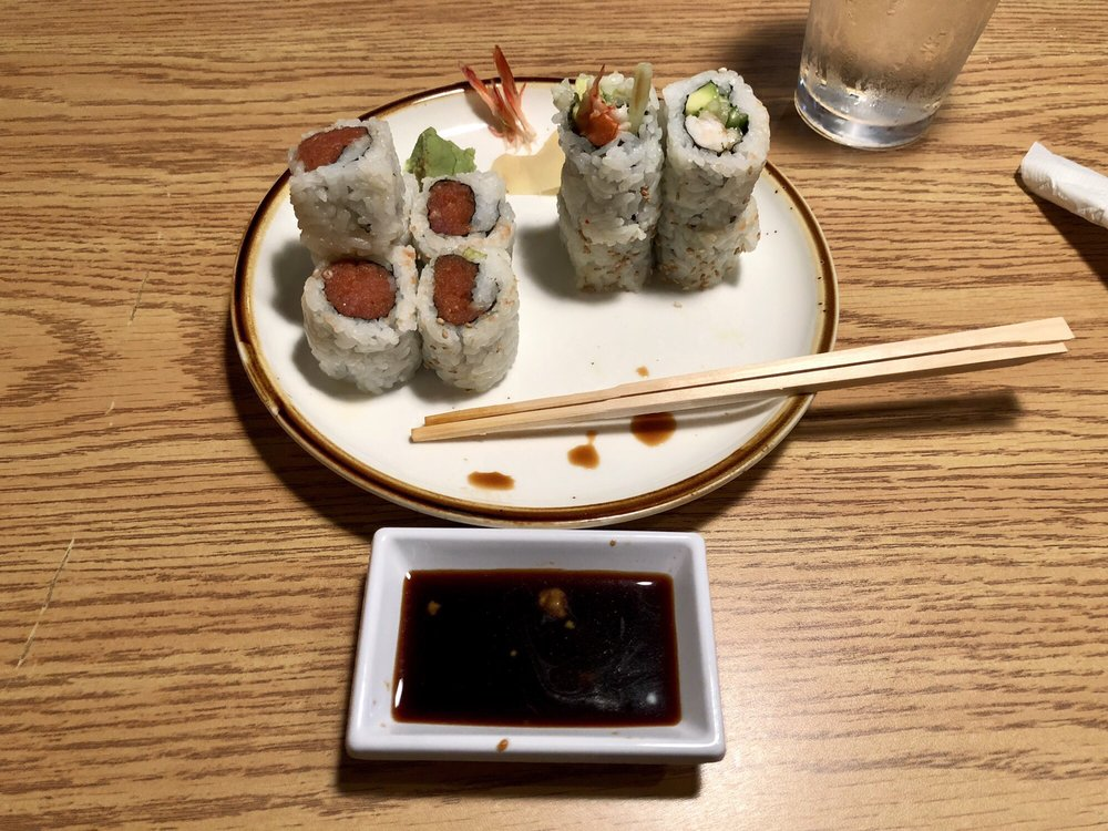 Hokkaido Sushi & Grill: 3310 8th St S, Wisconsin Rapids, WI