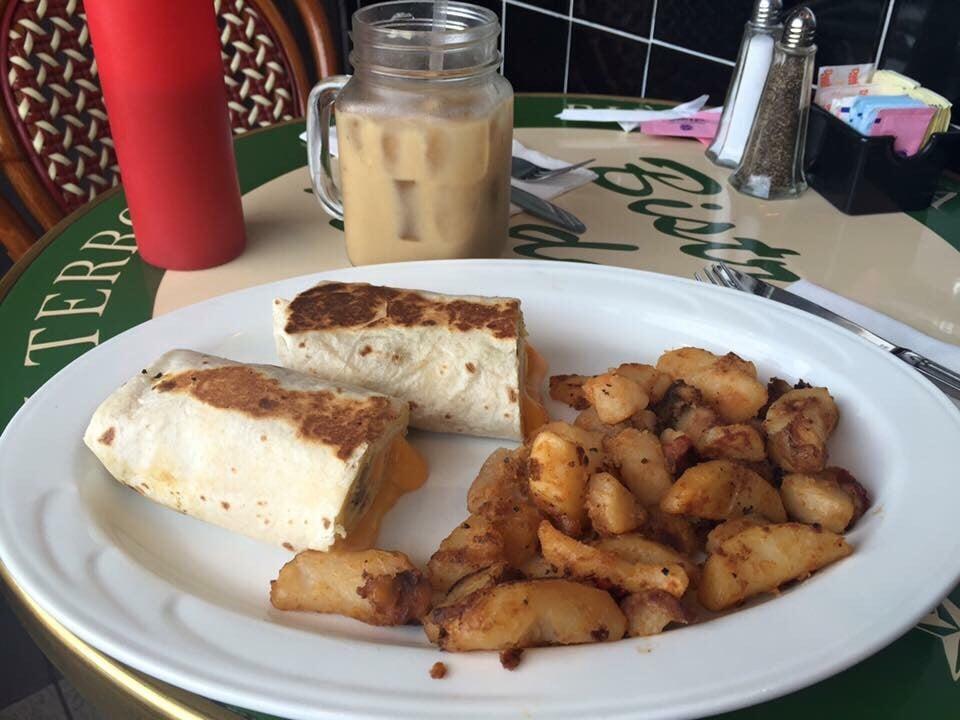 Eggty  Cafe Fort Lee Nj